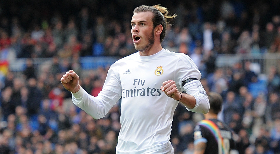 garet bale - real madrid